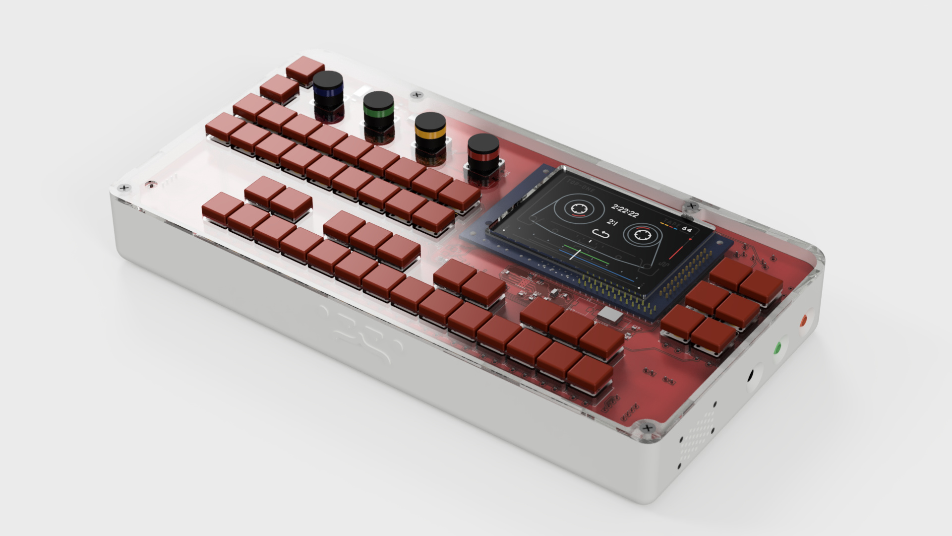 OTTO (open source project inspired by OP-1) - The Studio - IDM Forums